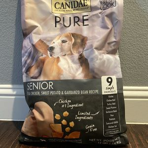 Canidae 12 LB Dog Food for Sale in Frisco, TX