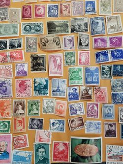 1 Sheet Munt And Used ROMINIA STAMPS LOT 666 for Sale in Katy,  TX