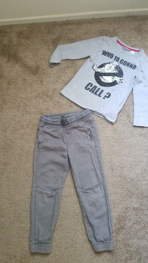 boy's outfit size 4-6 ( H&M) for Sale in Anaheim, CA