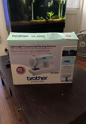 Brother Sewing Machine! for Sale in Santa Monica, CA