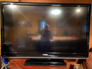 "Toshiba 55"" Flatscreen for Sale in Zephyrhills, FL"