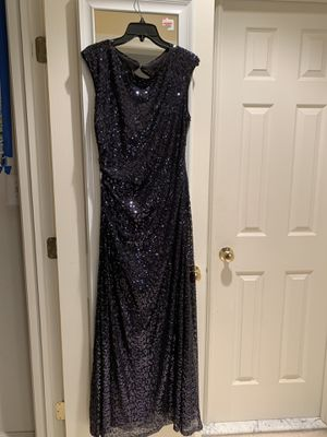 Navy blue sequin dress for Sale in Silver Spring, MD