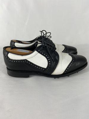 Allen Edmonds Honors Collection Fort Worth 2.0 Men's Size 8.5 D Golf Shoes BLK for Sale in Scottsdale, AZ