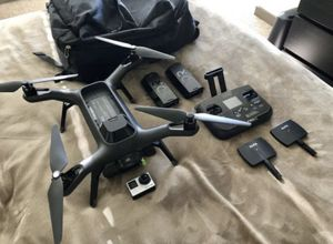 3DR SOLO DRONE with GOPRO CAMERA for Sale in Seattle, WA