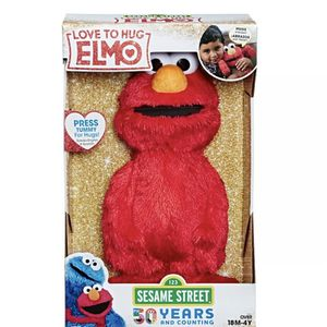Love To Hug Elmo Plush Toy Stuffed Animal for Sale in Gilbertsville, PA