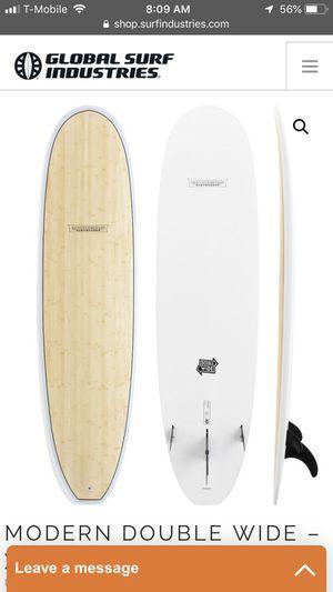 Modern Double Wide Surfboard for Sale in DeLand, FL