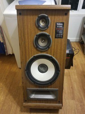 Speaker Technics SB-2840 Super Bass 200 Watt for Sale in Chula Vista, CA