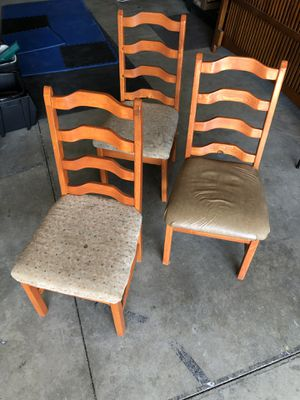 Chairs for Sale in Bend, OR