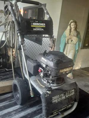 Honda pressure washer for Sale in Dunedin, FL