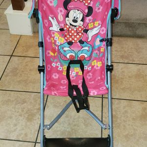 Disney Umbrella Stroller With Canopy for Sale in Rosharon, TX