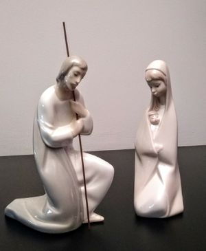 Lladro religious figurines for Sale in Los Angeles, CA