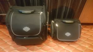Harley Davidson motorcycle bag for Sale in Philadelphia, PA