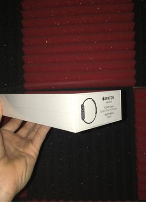 Apple Watch series 3 42mm UNOPENED for Sale in Escondido, CA