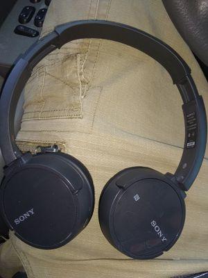 Sony wireless headphones for Sale in New Port Richey, FL