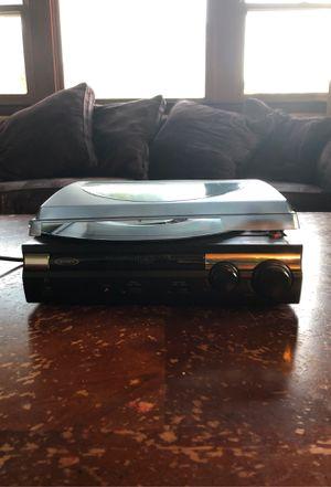 Record Player w/ records for Sale in Carol Stream, IL