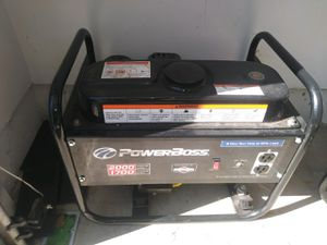 Power boss generator for Sale in Hyattsville, MD