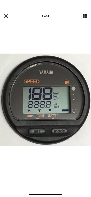 Yamaha Speed Gauge Marine Boat parts for Sale in Tampa, FL