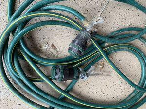 Two Orbit Sprinkler Heads and 2 hoses. for Sale in Watauga, TX