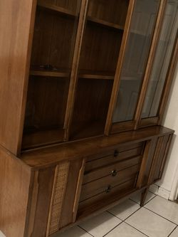 Mid Century China Cabinet by HOOKER for Sale in Vernon,  CA