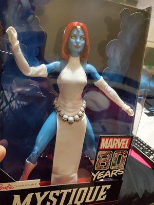 Marvel mystique Barbie Collectors for Sale in Plano, TX