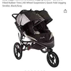 2016 Baby Jogger Summit X3 Double Stroller for Sale in San Diego, CA