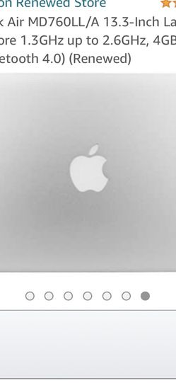 Refurbished Apple Mac Book air 13 Inch for Sale in Spokane,  WA