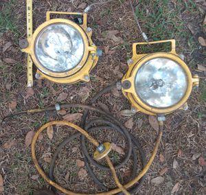 Locomotive Ditch lights (Real) for Sale in Lakeland, FL