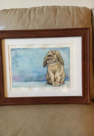 Original Watercolor for Sale in Blawnox, PA