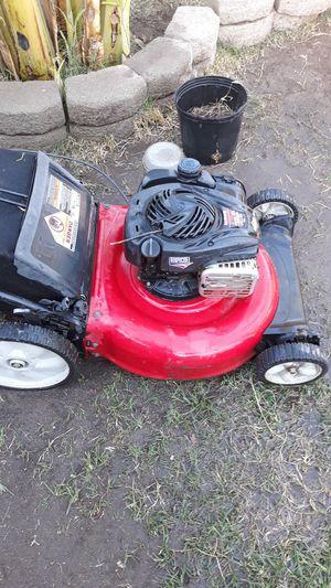 Yard Machine lawn mower for Sale in Modesto, CA