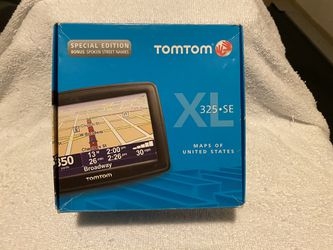TOMTOM XL-325-SE ( SPECIAL EDITION) for Sale in Farmville,  VA