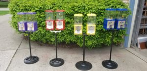 Candy and gumball machines for Sale in Shelby Charter Township, MI