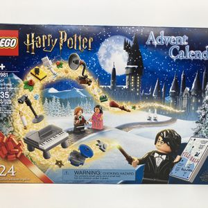LEGO 75981 Harry Potter Advent Calendar 335 Pieces BRAND NEW for Sale in Cypress, TX