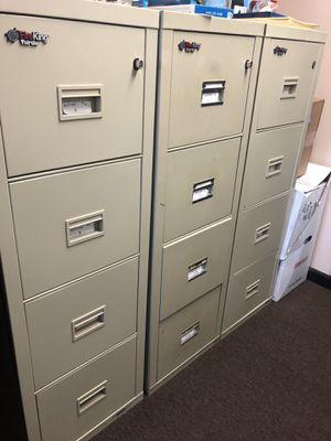 Fire king File Cabinets for Sale in Modesto, CA