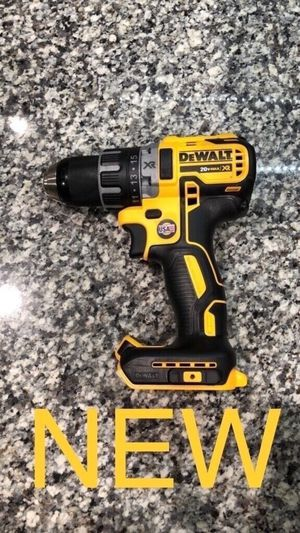 New Dewalt Brushless 20V MAX XR Drill / Driver Cordless Power Tool Only for Sale in Hilliard, OH