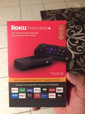 Roku premiere+ for Sale in Orlando, FL