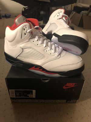 Jordan 5 Fire Red for Sale in New Milford, CT