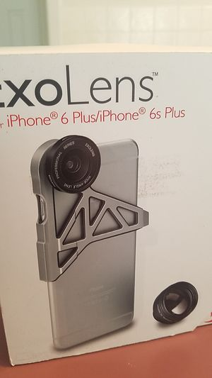 ExoLens for iPhone 6, 6s Plus for Sale in St. Louis, MO