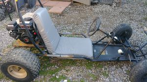 OFF ROAD VINTAGE GO KART KIT Y ADULTOS UN PASAGERO for Sale in Reading, PA