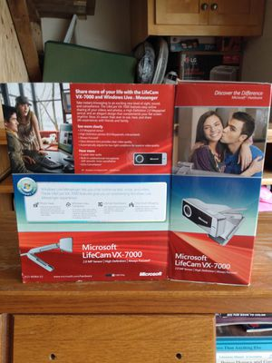 MICROSOFT LIFE CAM VX-7000 for Sale in Kent, WA