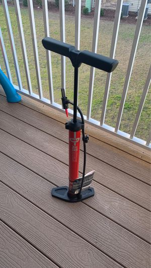 Bicycle air pump for Sale in Jacksonville, NC