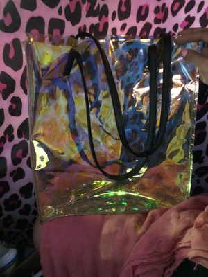 See through pvc bag for Sale in Phoenix, AZ
