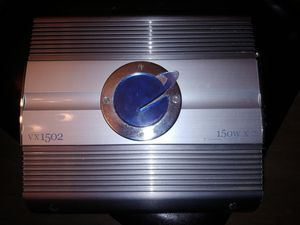 Planet Audio 2-channel amplifier - works great, made in USA for Sale in Nashville, TN