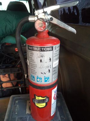 Onboard Vehicle Fire Extinguisher for Sale in Scottsdale, AZ