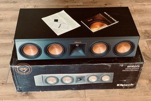 Klipsch RP-450CA Dolby Atmos Center Speaker for Sale in Edmonds, WA