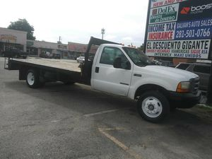 Ford F-550 16' stake bed for Sale in Houston, TX