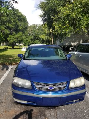 2003 Chevy impala for Sale in Riverview, FL