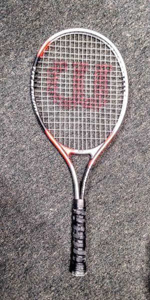 Wilson.Titanium. Impact. Soft shock. Tennis racket. for Sale in Mundelein, IL