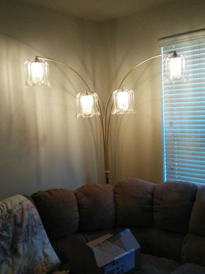 Floor lamp for Sale in Woodland Park, CO