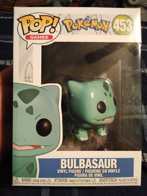 Bulbasaur Funko pop for Sale in E RNCHO DMNGZ, CA