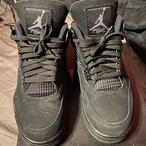 Jordan Black Cat 4s for Sale in Austin, TX